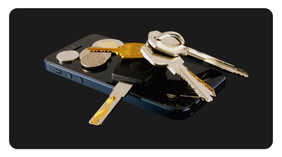 iPhone Schutzfolie