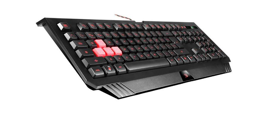 A4Tech Bloody B10 Keyboard Tastatur Gaming
