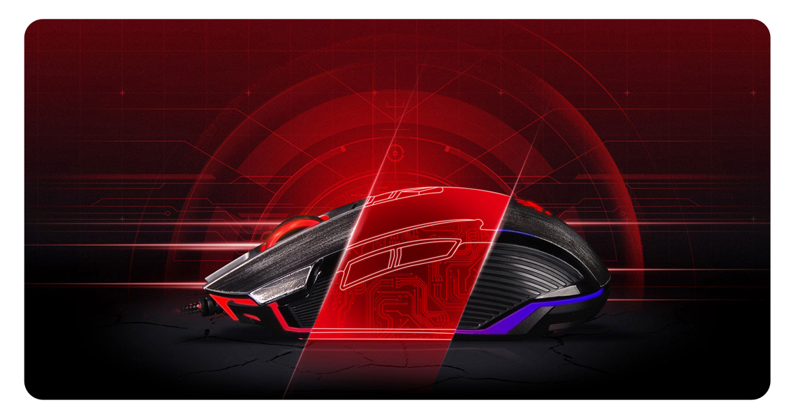 Gaming Mouse Maus für Gamers