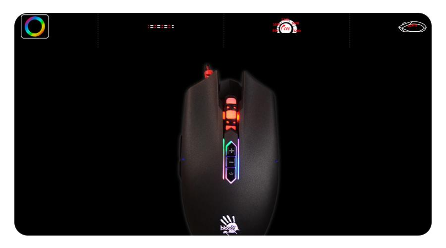 Spielmaus Mouse Kabelmaus USB Optische Maus Optischer Sensor 4000 DPI