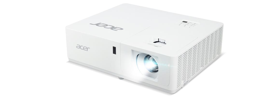 5.500 Lumen der Laserdiode im Projektor ACER PL6510 Full HD DLP