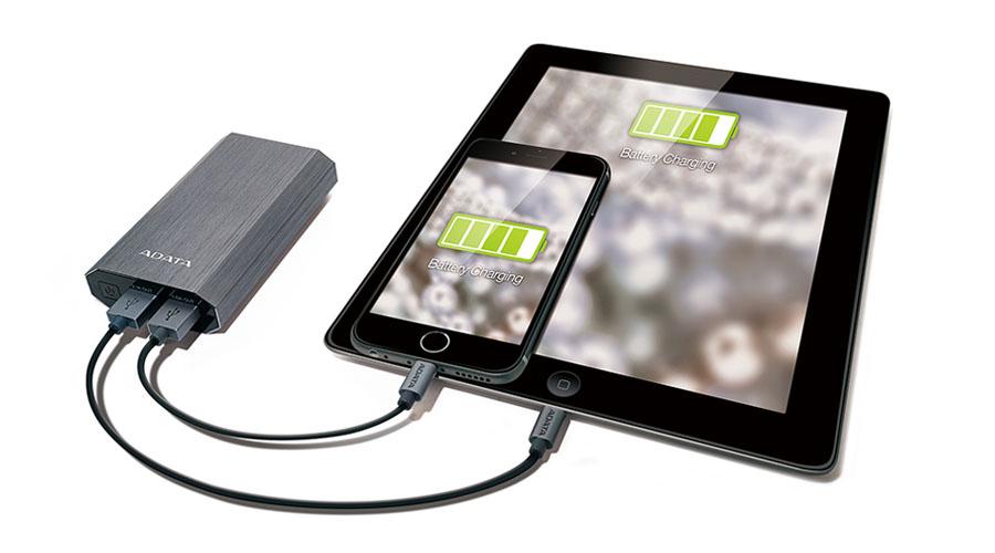 Dual USB-Ports