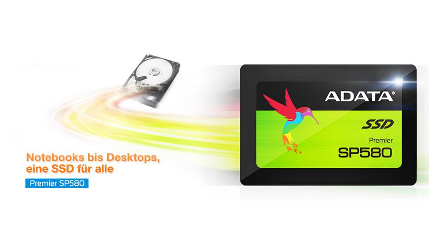 SSD Adata SP580