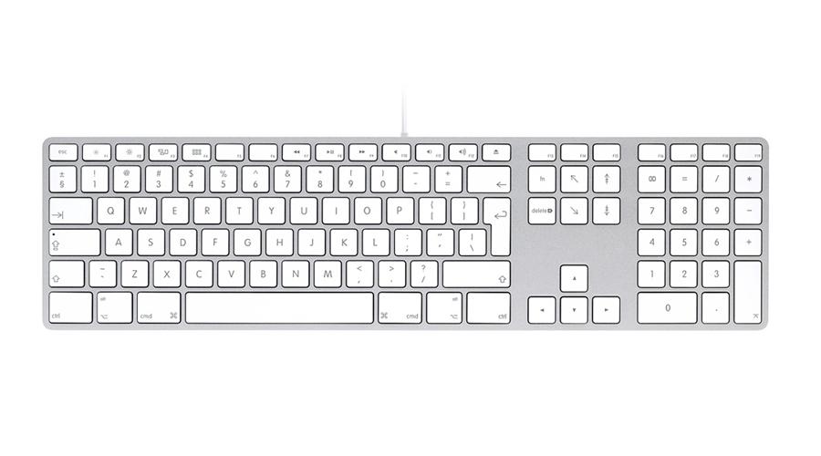 Keyboard Tastatur Magic Keyboard mit Ziffernblock Apple Zuberhör