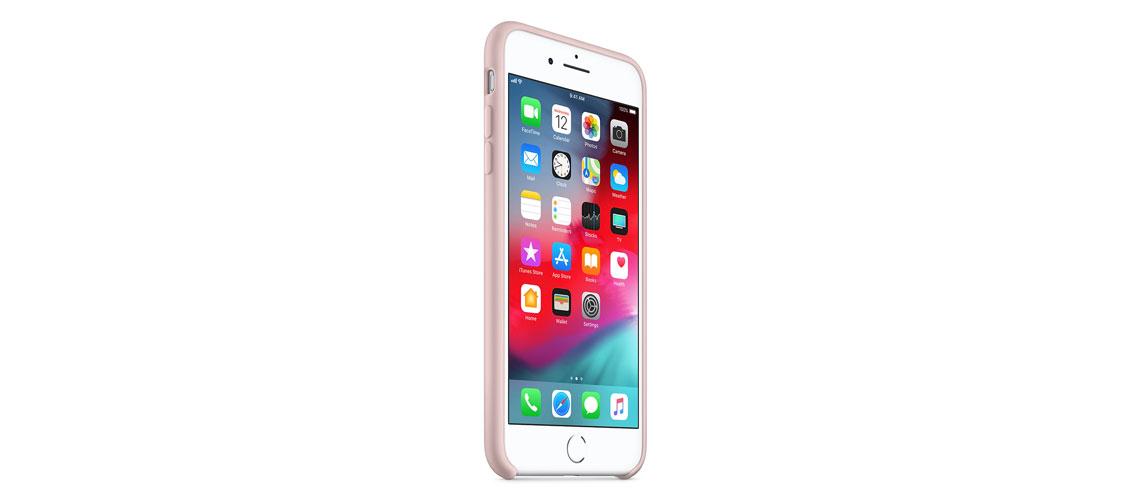Das Etui mit einem weichen Futter aus Mikrofaser für iPhone Apple Smart Battery Case XS Max Weiß