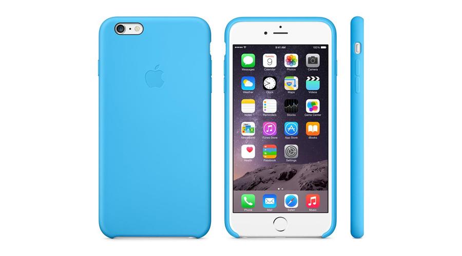 Silicone Case für iPhone 6s