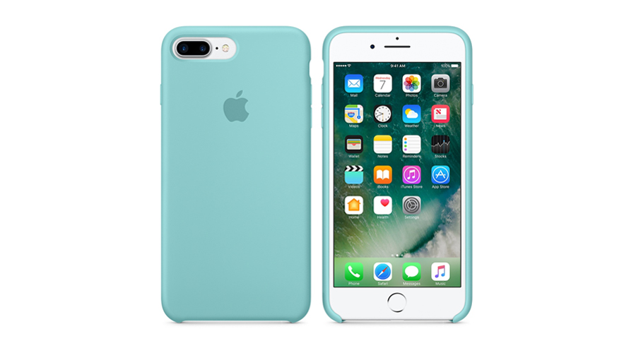 Silicone Case iPhone 7