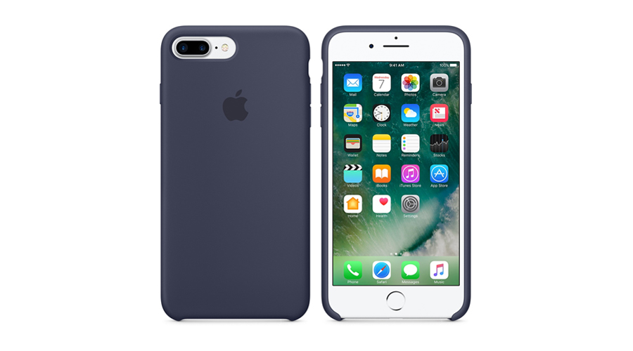 Silicone Case iPhone 7