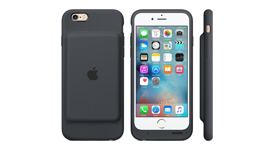 Smart Battery Case für iPhone 6s