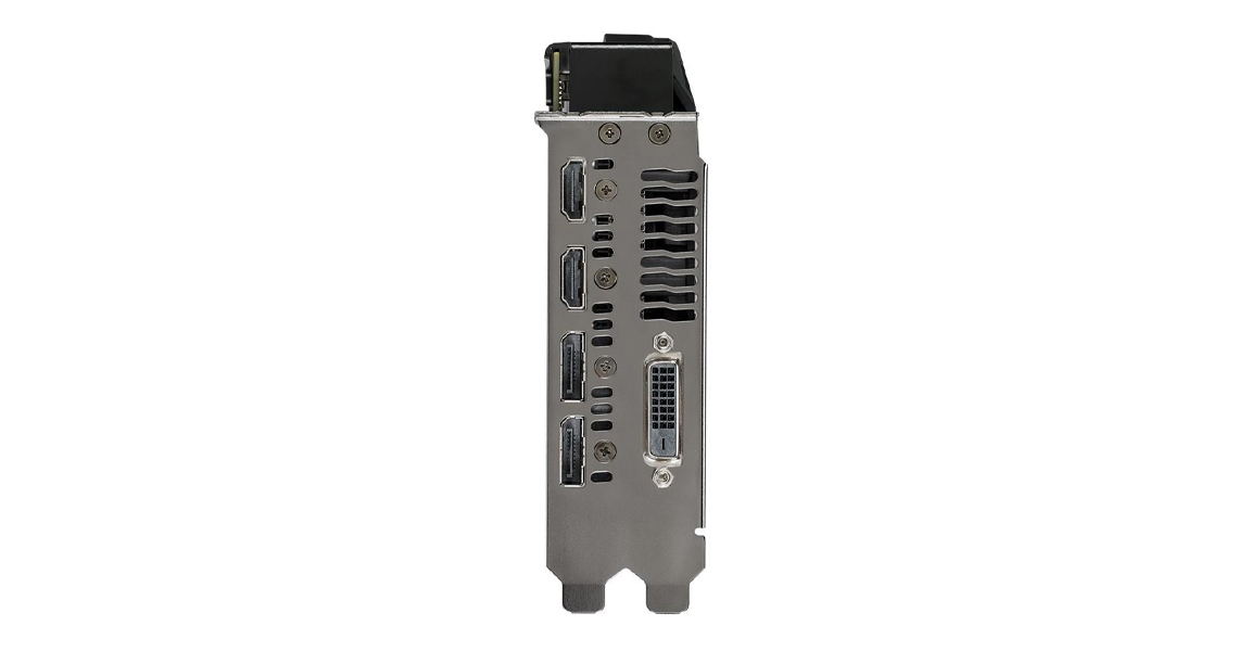Die Grafikkarte mit der AUTO EXTREME Technologie ASUS Radeon OC 8GB GDDR5 DUAL RX580 O8G