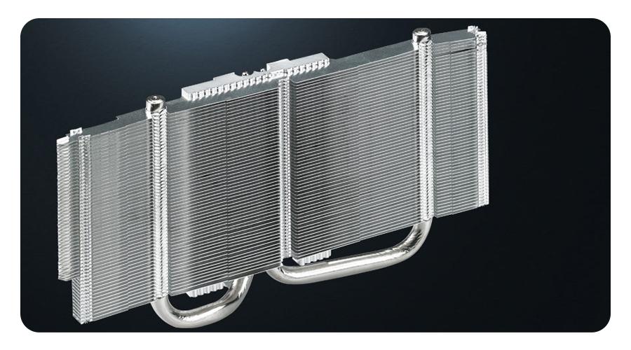 DirectCU-II-Kühltechnologie