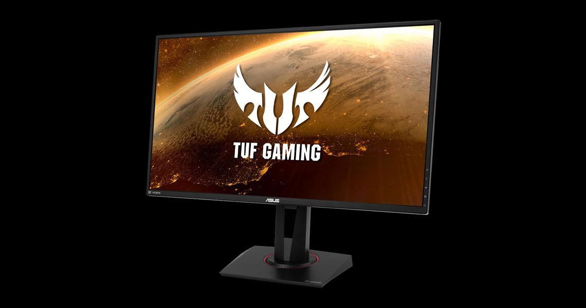 HDR Modi mit dem Bildschirm ASUS TUF Gaming VG27BQ 68,6 cm 27 Zoll TFT