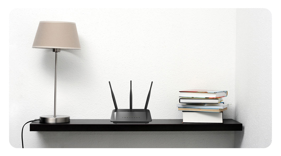 Wireless AC750 Dual Band Router