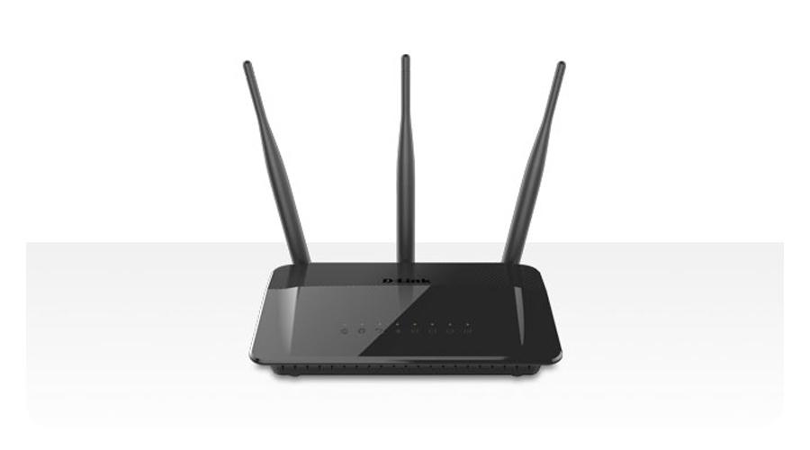 DIR-809 AC750 Dualband Router