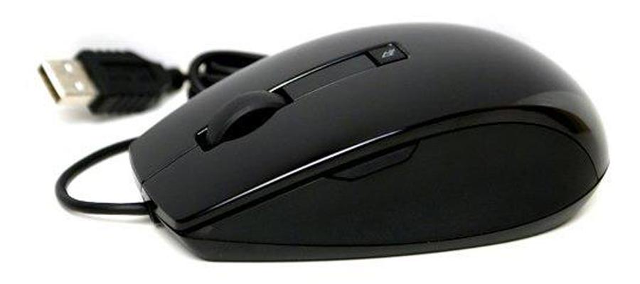 Kabelgebunden Lasermaus Laser Sensor USB Maus Standardmaus Mobilmaus