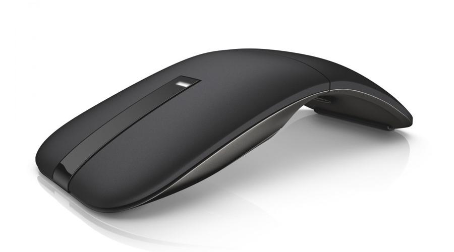 Die Maus mit Touch Streifen Infrarot LED Sensor Klickzonen links und rechts Dell Bluetooth WM615 570 AAIH