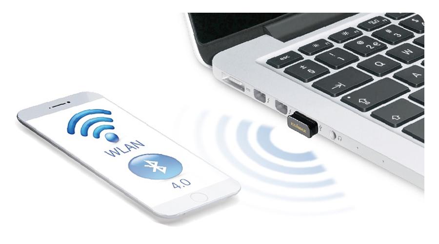 Bluetooth 4.0 WLAN Netzwerkkarte