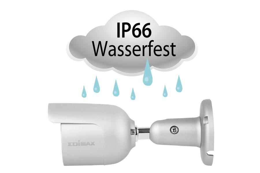 IP66 Wasserfest