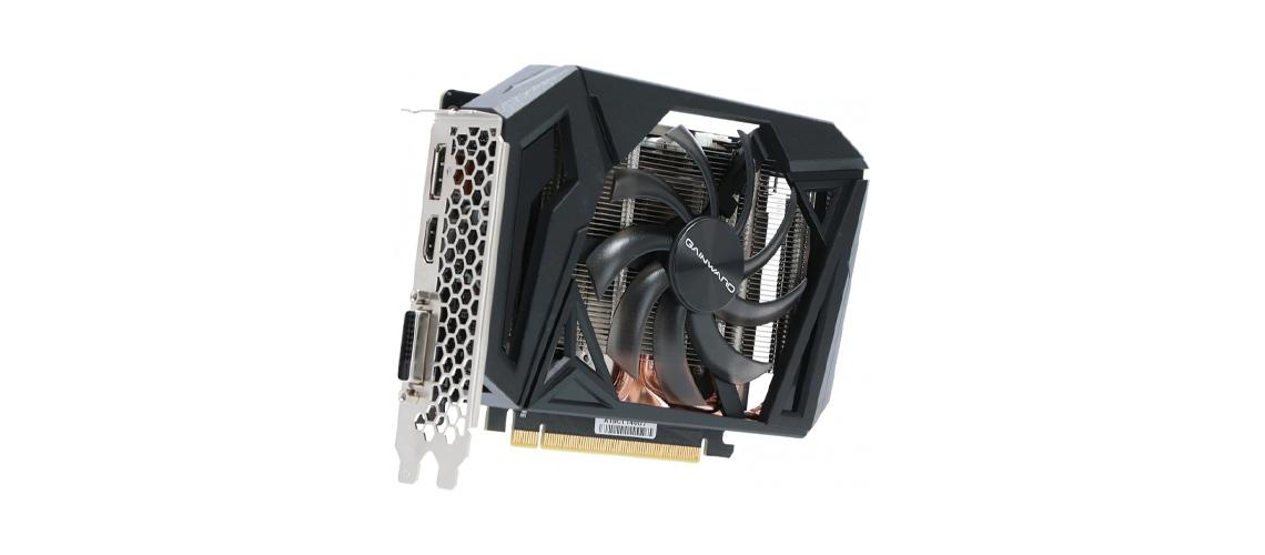 Die Grafikkarte mit GeForce Experience GAINWARD GeForce GTX 1660 Ti Pegasus OC 6GB GDDR6