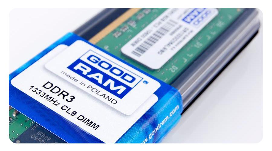 RAM DDR 3 CL9