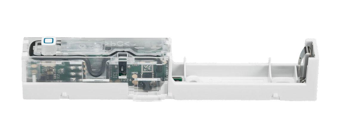 Der Fenster und Türkontakt mit integrierter Infrarot Lichtschranke Homematic IP optisch 140733A0