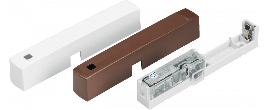 Der Fenster und Türkontakt mit 30 Gramm Sensor Homematic IP optisch 140733A0
