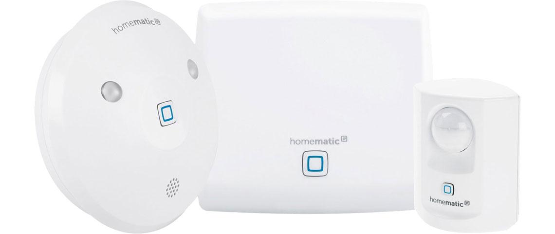 Die Homematic IP Set Sicherheit für Haus oder Wohnung BILD Edition 154593A0