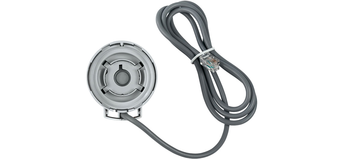 Antriebstechnik des Stellantriebs Homematic IP motorisch 153309A0
