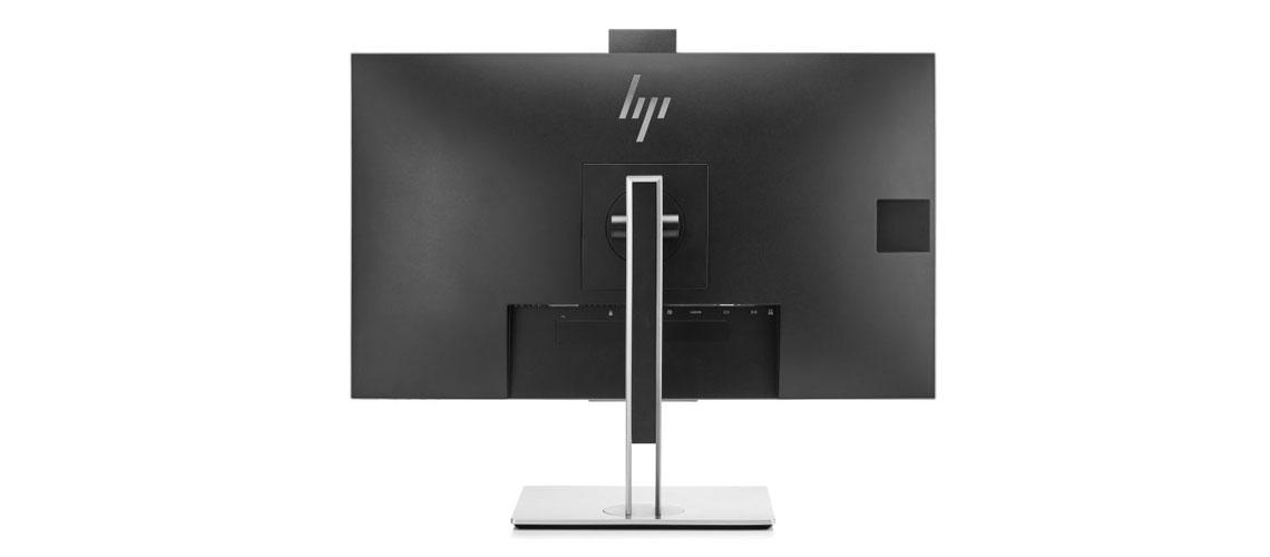 VGA HDMI und DisplayPort Anschlüsse mit dem Monitor HP EliteDisplay E273m 68,6 cm 27 Zoll TFT