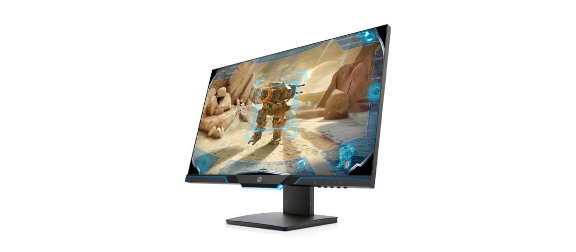 Der Monitor für Spieler HP 27mx 68,6 cm 27 Zoll TFT