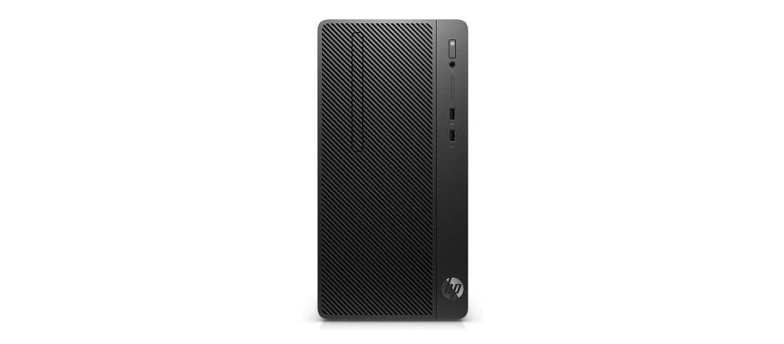 Rechenleistung mit dem Desktop HP 290 G2 Intel Core i3 8100 1000GB HDD W10 Pro
