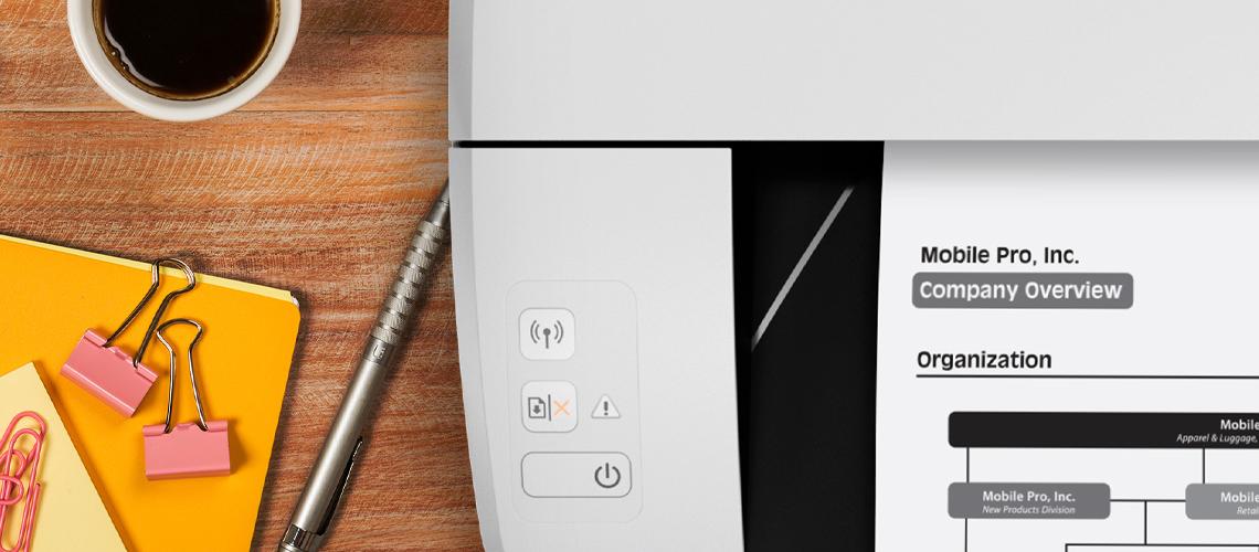 Der Laserdrucker mit Druckgeschwindigkeiten von bis zu 18/19 Seiten/Min HP LaserJet Pro M15w S/W