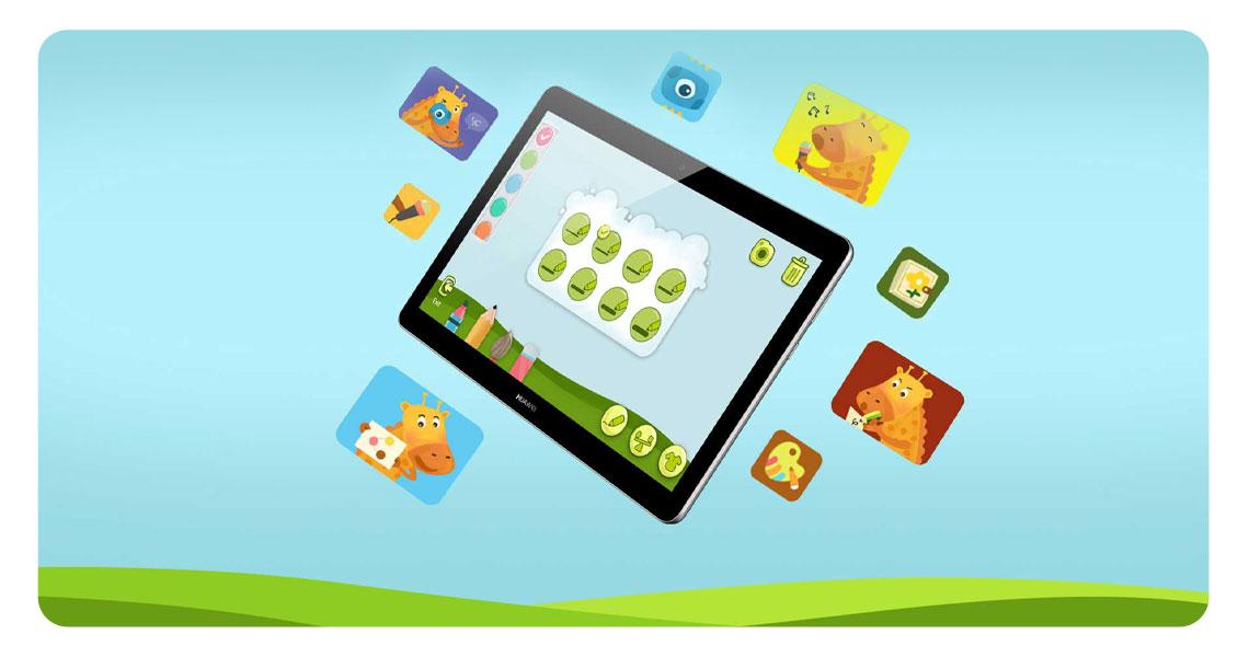 Smart App Access und Content Control Kinder Modus