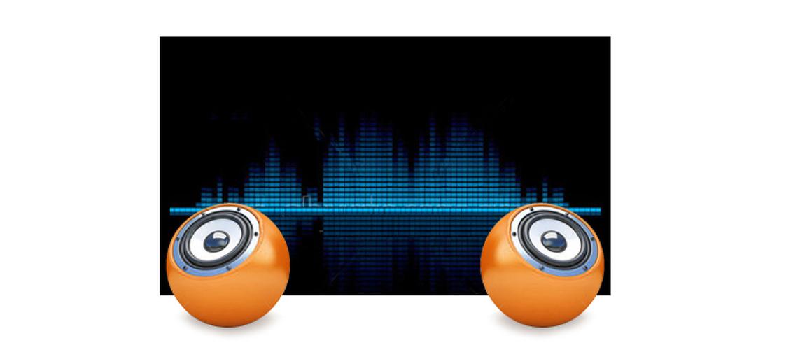 Speakers zwei hochwertigen Stereolautsprechern Stereolautsprecher Lautsprecher