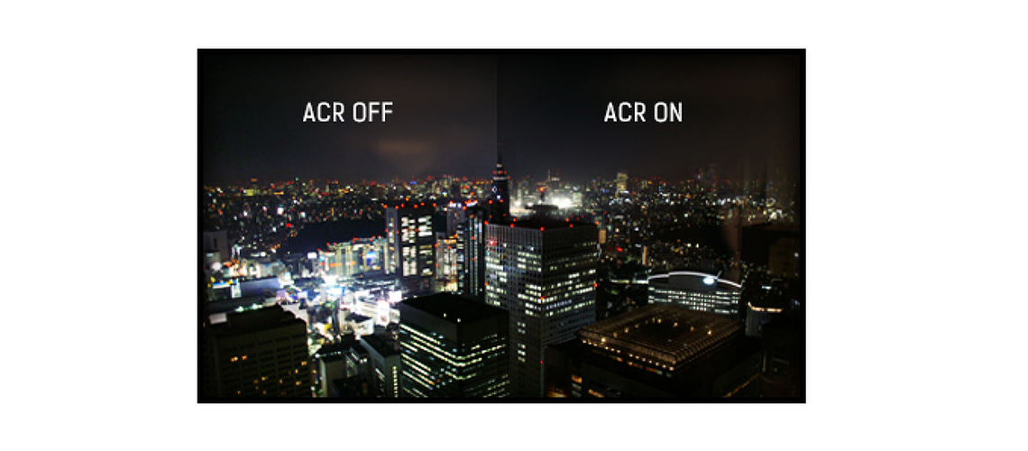ACR Advanced Contrast Ratio