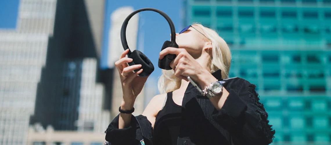JBL Pure Bass Sound im Kopfhörer T500BT OverEar Bluetooth Pink