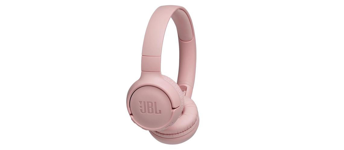 Multipoint Verbindungen mit Kopfhörer JBL T500BT OverEar Bluetooth Pink
