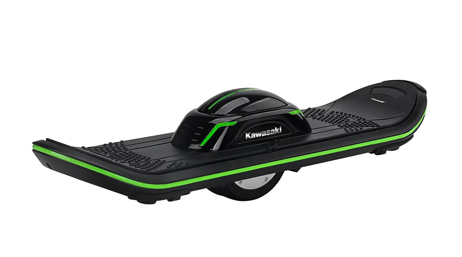 kawasaki surfboard kx sb 6 5 hoverboard mit einem rad. Black Bedroom Furniture Sets. Home Design Ideas