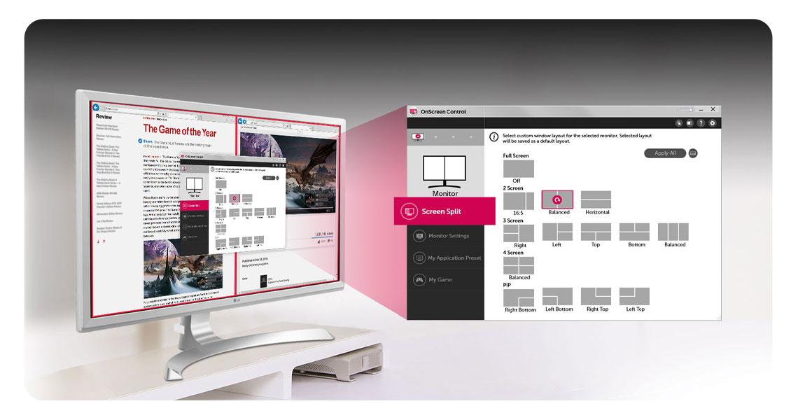 OnScreen Control-Software