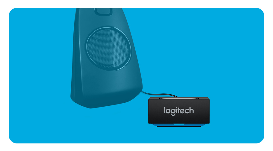logitech bluetooth audio adapter musik audio receiver. Black Bedroom Furniture Sets. Home Design Ideas