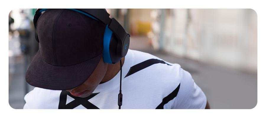 Headset  Gaming-Audioausrüstung