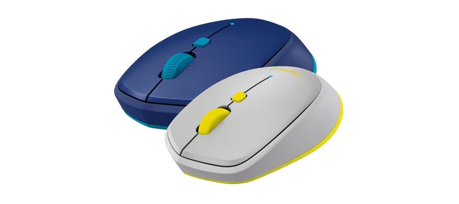 Kompakte kabellose Maus