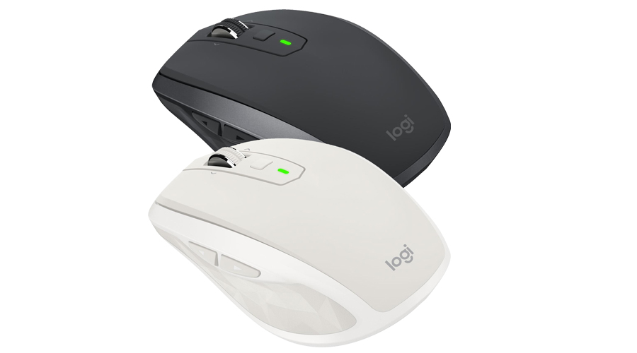 Funktionieren der Maus auf drei Computern gleichzeitig Logitech MX Anywhere 2S