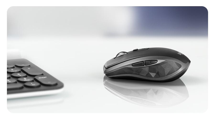 Die Maus mit 4000 dpi Darkfield Sensor Logitech MX Anywhere 2S