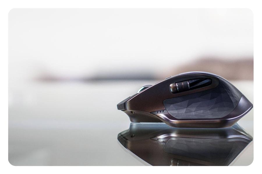 Drahtlose Logitech Easy-Switch-Technologie