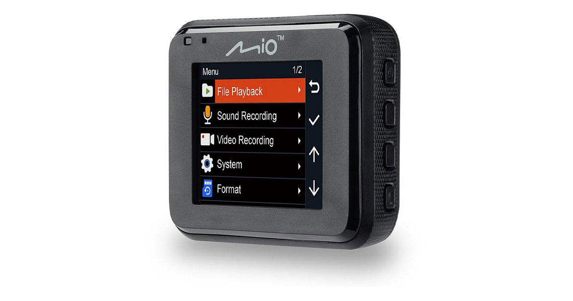 Mio MiVue C320 Videorekorder