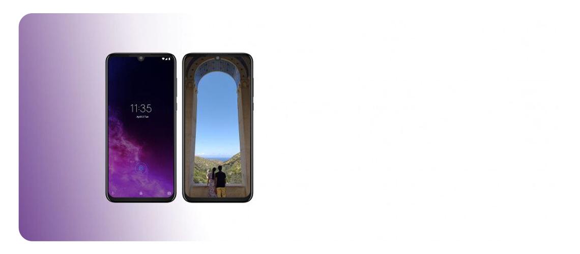 Smartphone OLED Display
