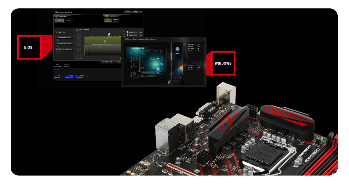 Game Sound mit dem Mainboard MSI B360 GAMING PLUS