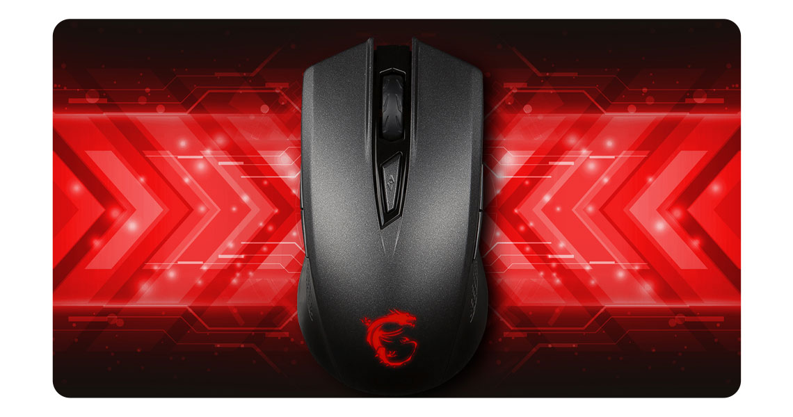 Clutch GM40 Gaming Mouse