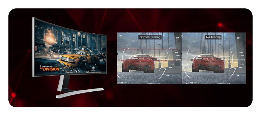 Ultra-High Definition (UHD) NVIDIA G-Sync